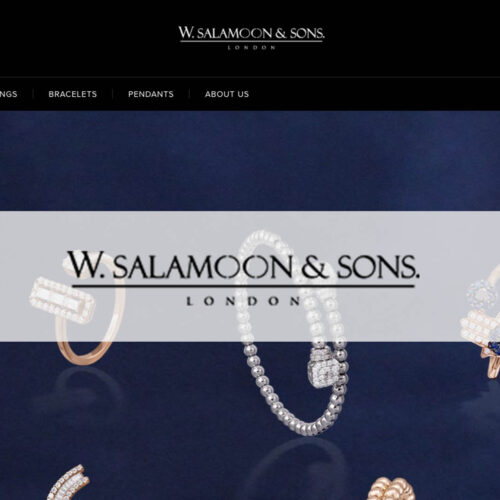W. Salamoon & Sons London