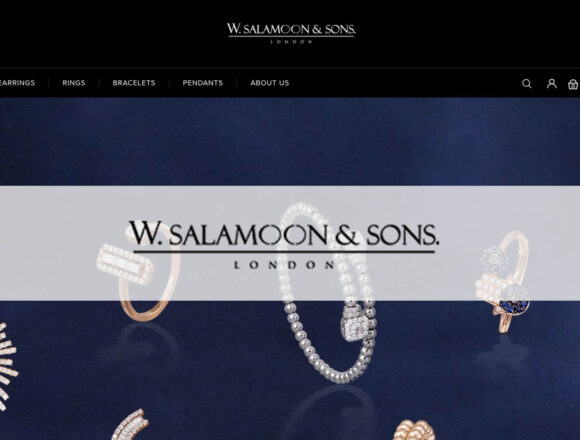 W. Salamoon & Sons London