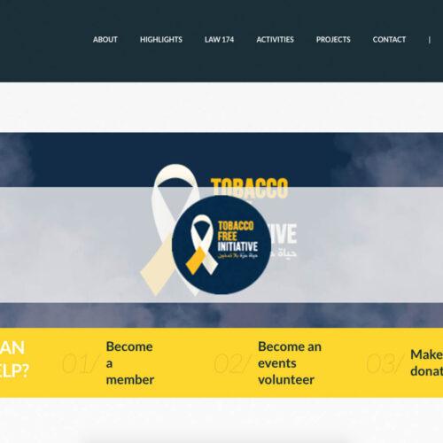 Tobacco Free Initiative